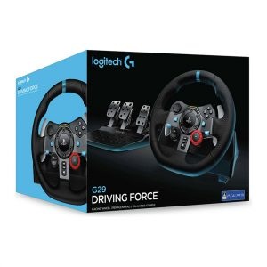 Logitech G29 Racing Wheel (kormány szett) doboza