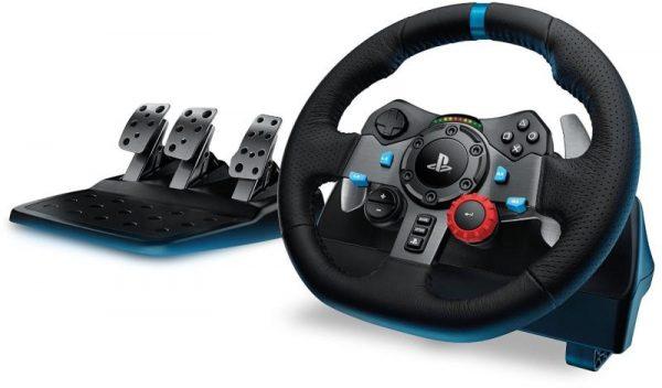 Logitech G29 Racing Wheel (kormány szett)