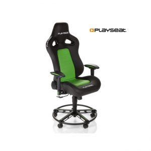 Playseat L33T Green (zöld) gamer szék