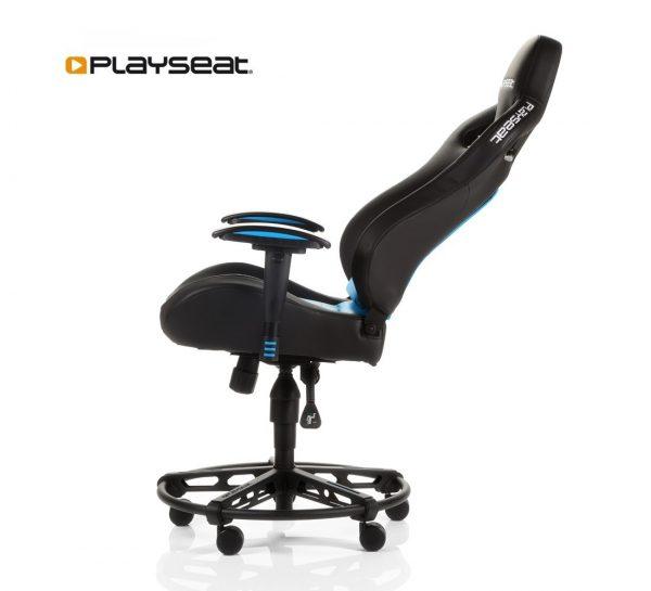 Playseat L33T Blue (kék) gamer szék dönthető háttámlával