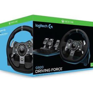 Logitech G920 Racing Wheel (kormány szett) (Pc, Xbox One)