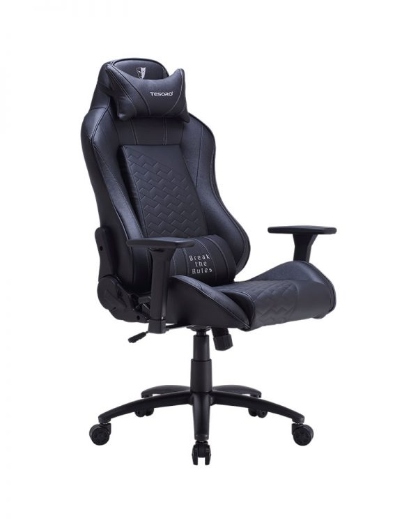 Tesoro Zone Balance (fekete) gamer szék