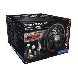 Thrustmaster T300 Ferrari Integral Racing Wheel Alcantara Edition (kormány szett) (Pc, Ps3, Ps4)