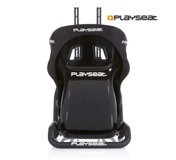 Playseat Sensation Pro Black (fekete) szimulátor ülés hátulról