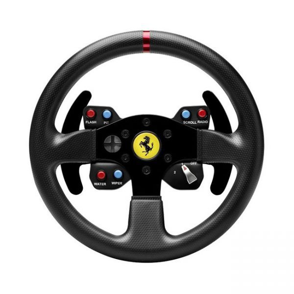 Thrustmaster Ferrari GTE Wheel Add-On 458 Challenge Edition kormánykerék