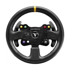 Thrustmaster TM Leather 28 GT Wheel Add-On bőrborítású kormánykerék