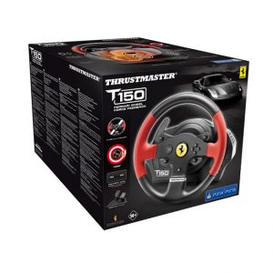 Thrustmaster T150 Ferrari Wheel Force Feedback (kormány szett) (Pc, Ps3, Ps4)