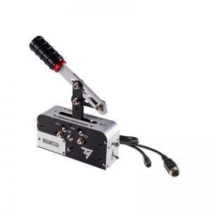 Thrustmaster Handbrake Sparco Mod + (Plus) kézifék és szekvenciális sebességváltó